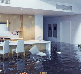 Water damage restoration company Toronto. Fully licensed 7 experienced water leak damage restoration services.